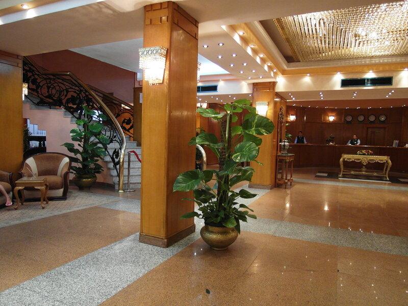 Отель Golden Five City. Фотограф Кузьмин