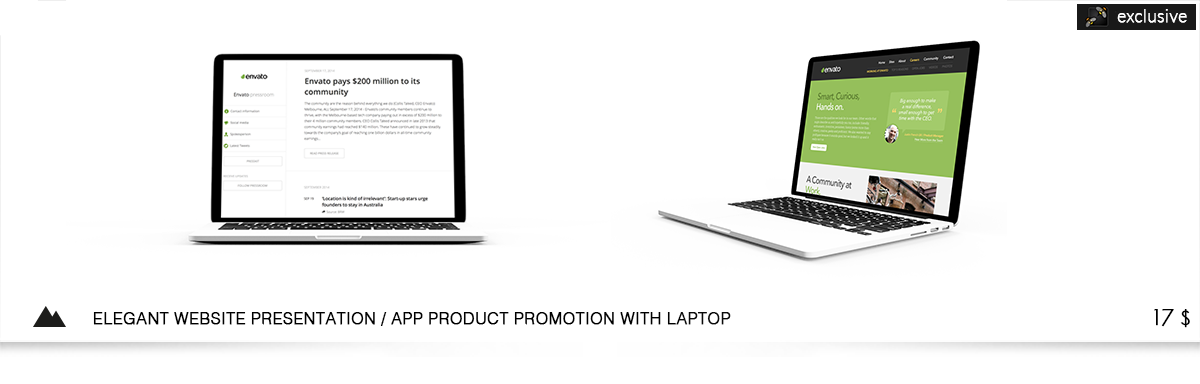 Phone & Tablet - Web / App Product Promotion - 5