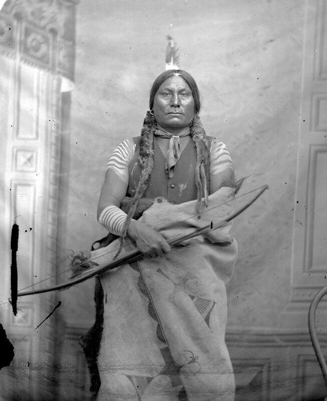 Gall, Dakota Chief, Ft. Buford, North Dakota, 1880