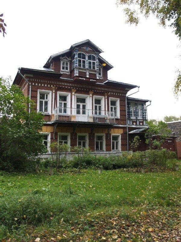 Дом нотариуса, 2-я половина XIX века