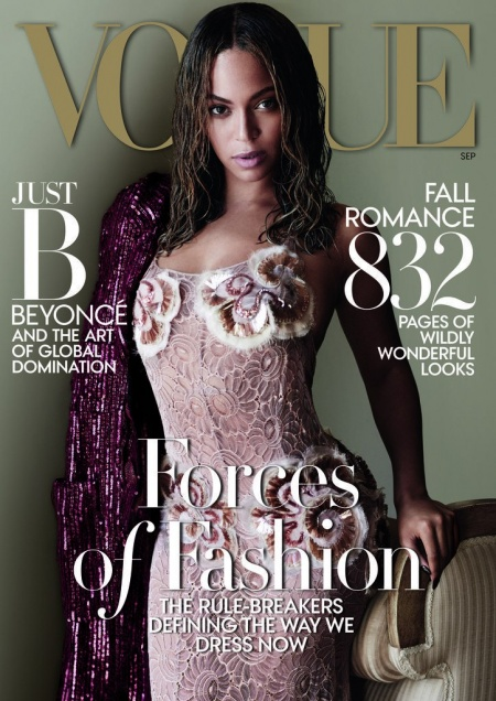Книга Журнал: Vogue №9 (сентябрь 2015) USA