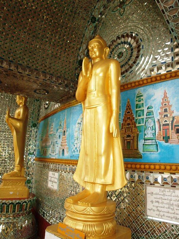 Сезон дождей в Янгоне. Ч.3. Будда мне улыбнулся