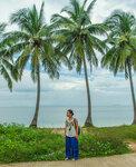 Среди пальм
