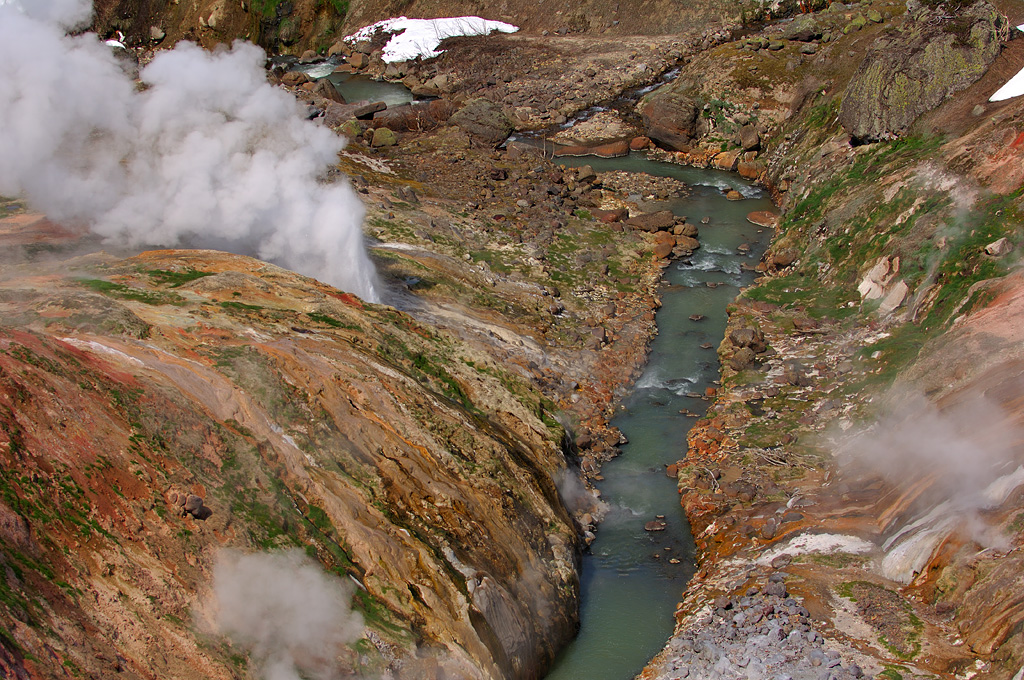 Долина Гейзеров, Камчатка