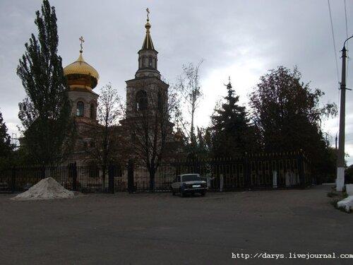 Севереая сторона Николаевского собора
