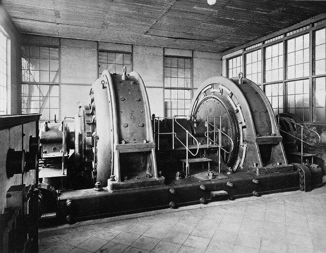 Промышленная история Siemens & Halske