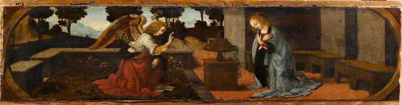 Leonardo Da Vinci Piccola Annunciazione