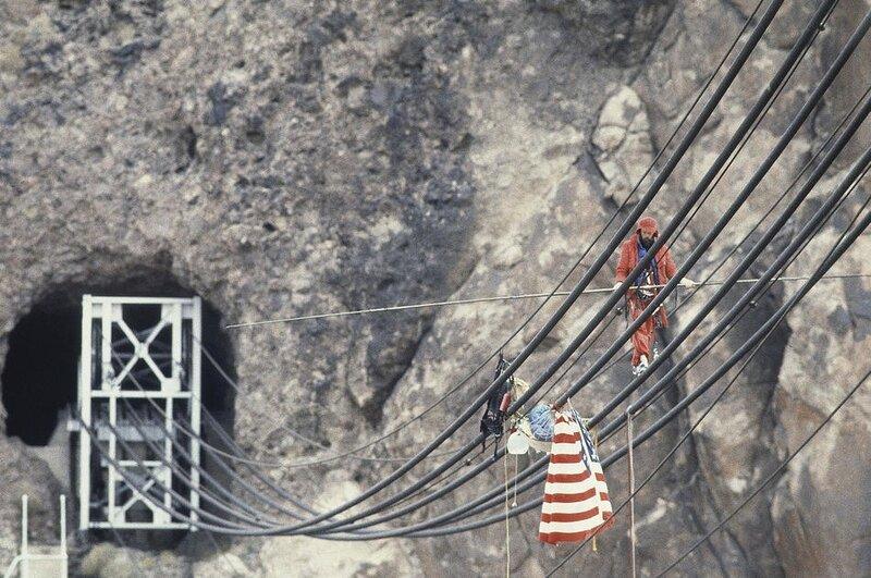 Hoover Dam Steve McPeak 1982