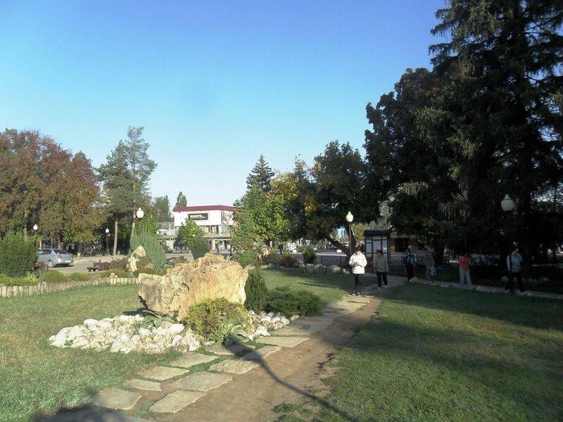 В Горячем Ключе, октябрь 2011
