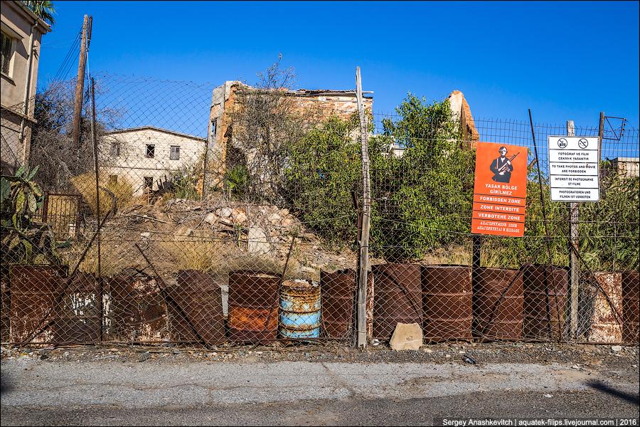 Фамагуста (Вароша), Северный Кипр