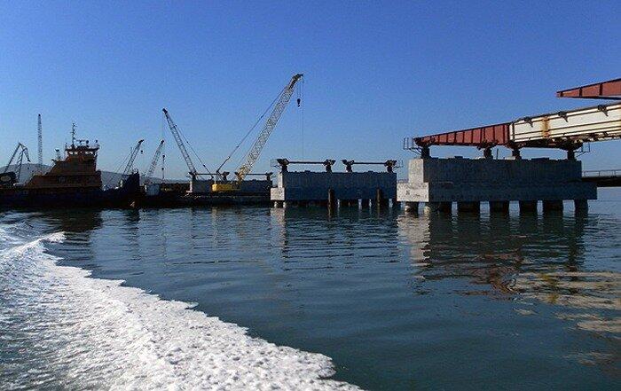 Мост Де-Фриз - Седанка