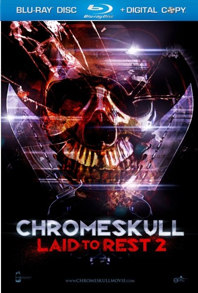 Похороненная 2 / ChromeSkull: Laid to Rest 2 (2011/HDRip)