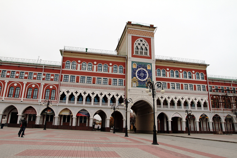 фотографии города Йошкар-Ола