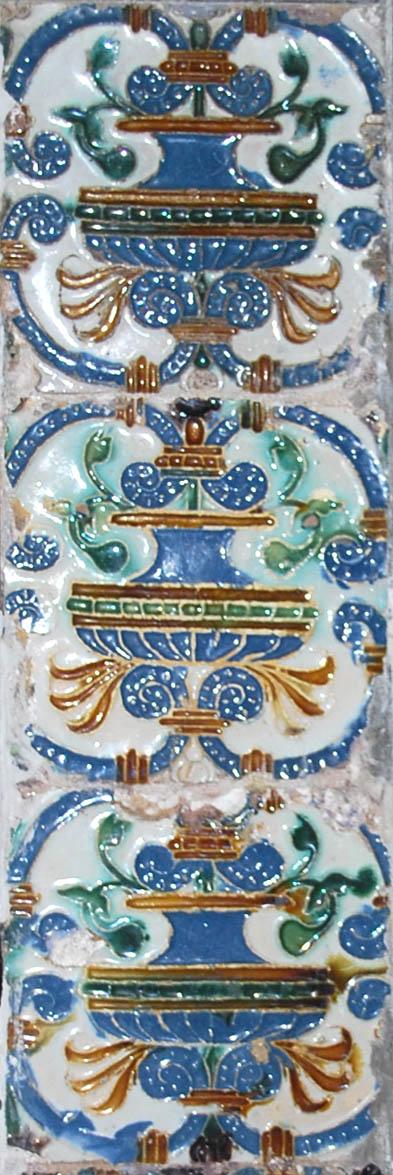 майолика из Портофино