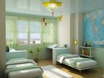 дизайн детской комнаты (47)