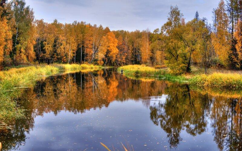 Autumn landscape 02