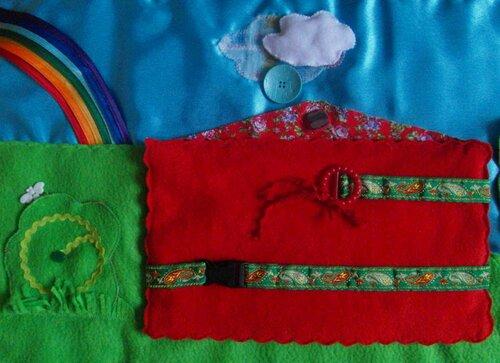 Развивающий коврик для детей Безумные гастроли! Волшебный домик для автопарка... гараж!
