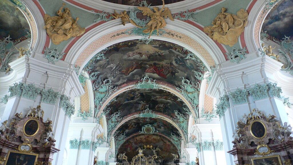 Швейцария.г.Санкт-Галлен