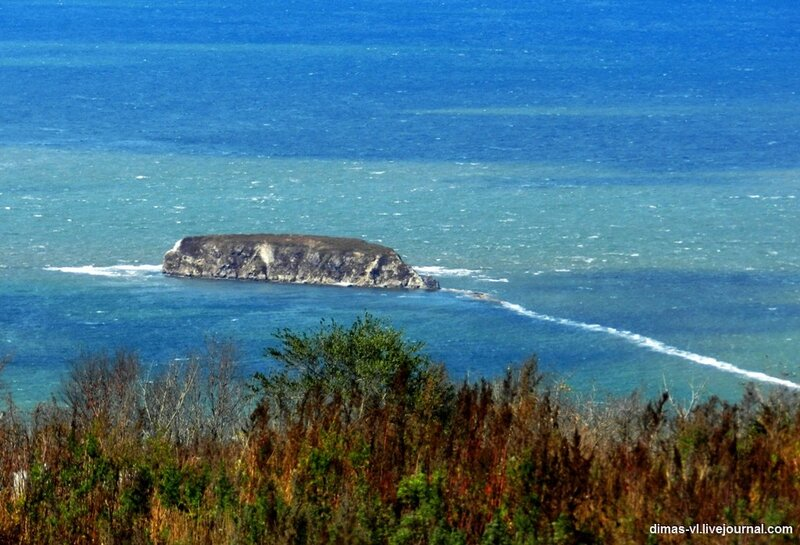 Коврижка. Вид с форта №6. 17-октября-2011г