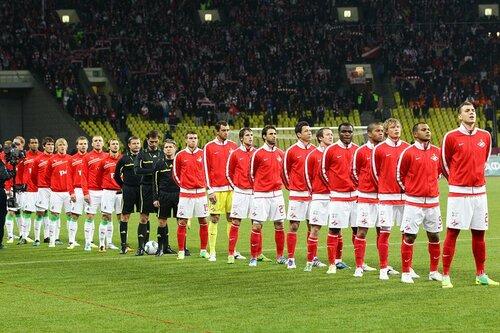 Спартак - Локомотив 3-0 29-10-2011