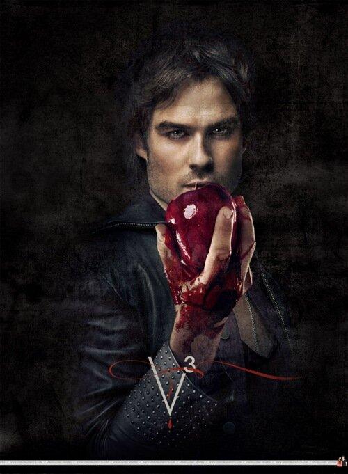ვამპირის დღიურები / The Vampire Diaries (2011/Season 3)[Online]