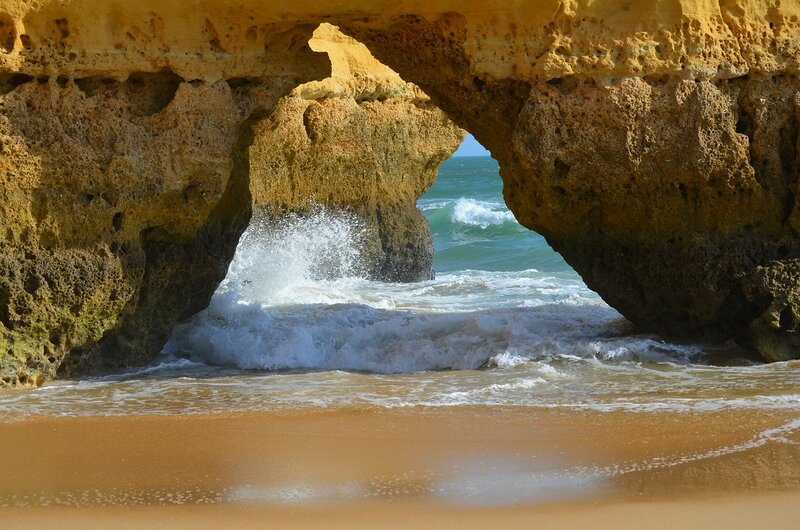 ворота в морское царство