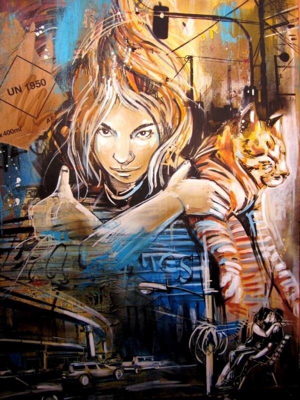 Граффити. Стритарт