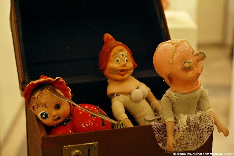 Современные куклы для перспективной молодёжи, от истинных художников.