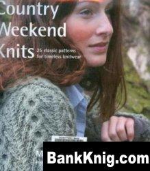 Книга Country Weekend Knits. Madeline Weston