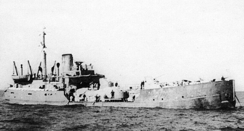 Канонерская лодка «Бурея»