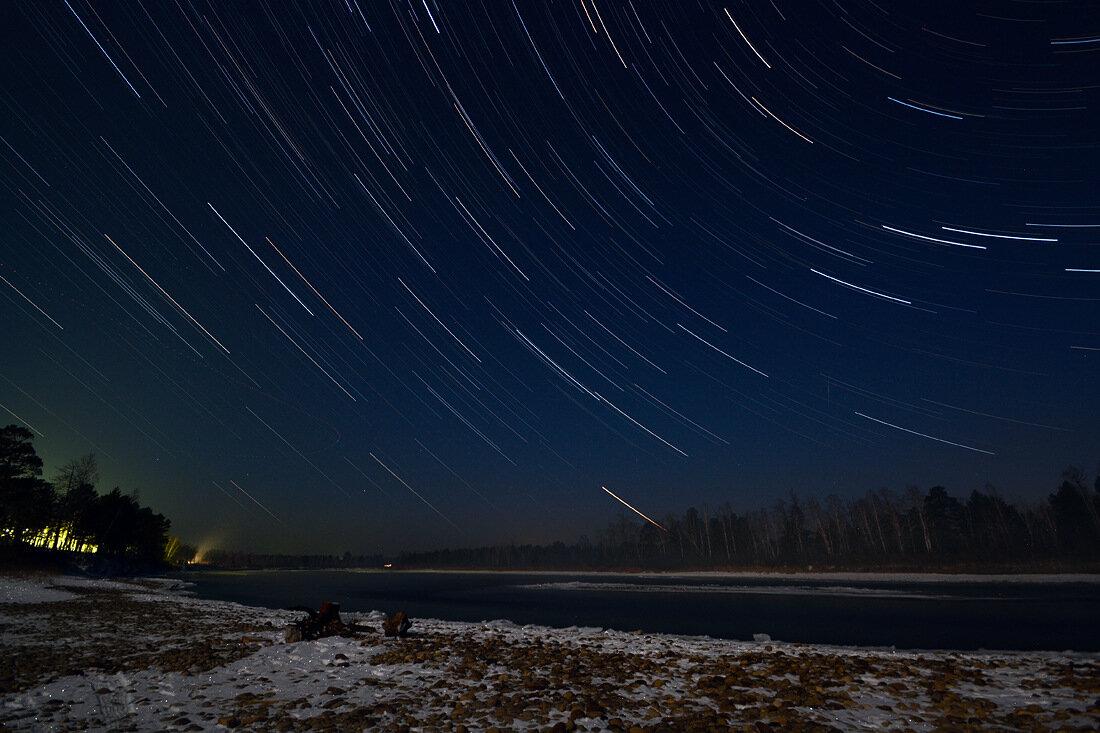 Звездное небо над Китоем