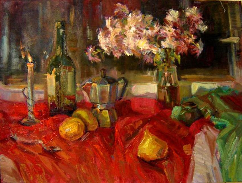 Работы художницы Дарьи Прохорчук