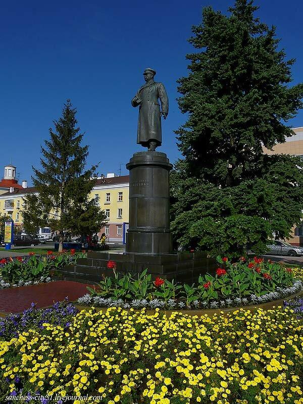 достопримечательности в Белгород
