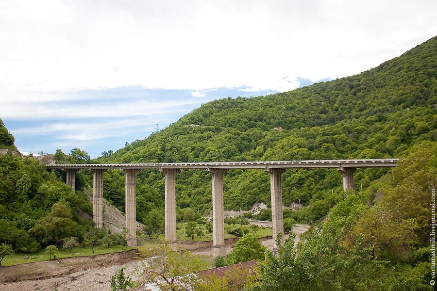 Грузия, Ананури