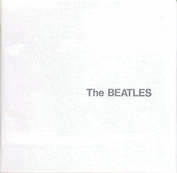 Десятый альбом The Beatles Белый альбом