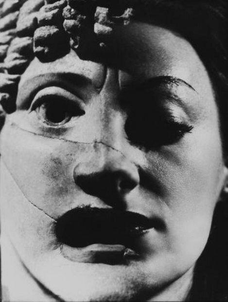 Angus Mcbean - Sculpture-Woman, 1947