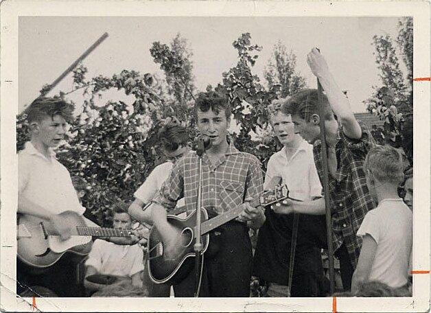 6 July 1957 день знакомства Джона с Полом