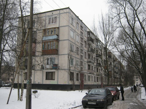 Авангардная ул. 9
