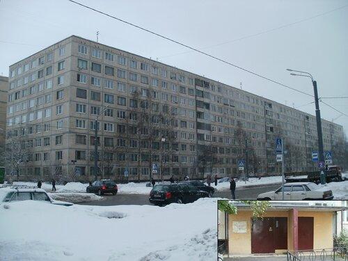 Купчинская ул. 11к1