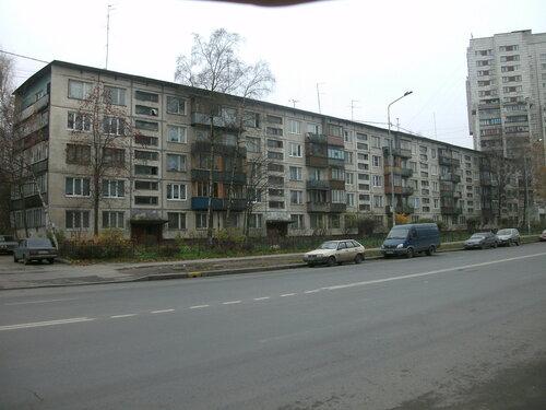 ул. Бабушкина 113к1
