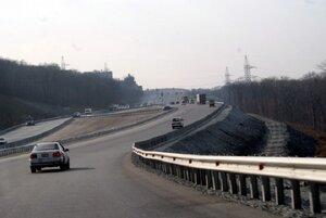 Росавтодор выделит 576 млн рублей на реконструкцию 13 км трассы «Владивосток - Хабаровск»