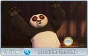 Кунг-Фу Панда: Афигенские Легенды - 1 сезон / Kung-Fu Panda: Legends of Awesomeness (2011) HDTVRip