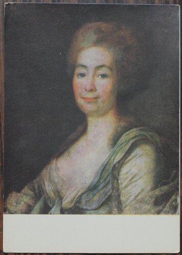 Портрет Анны-Доротеи Шмидт