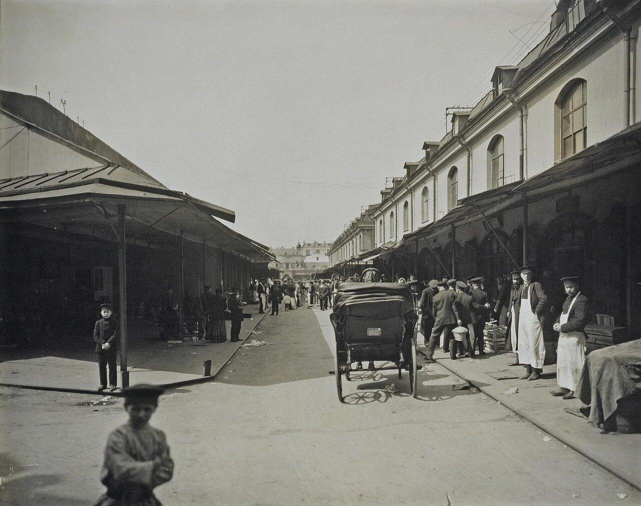 Мариинский рынок. 1900