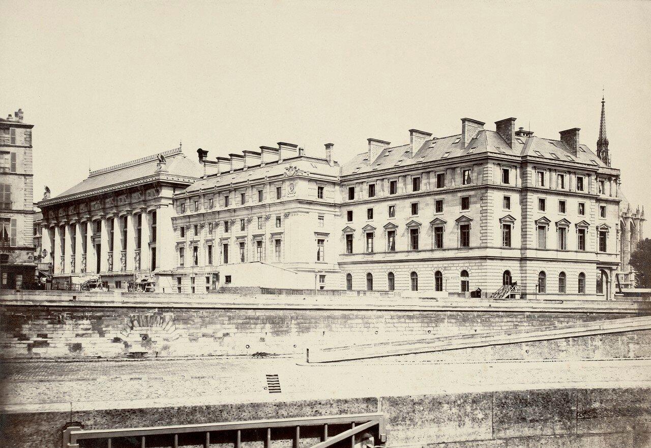 1861. Дворец правосудия