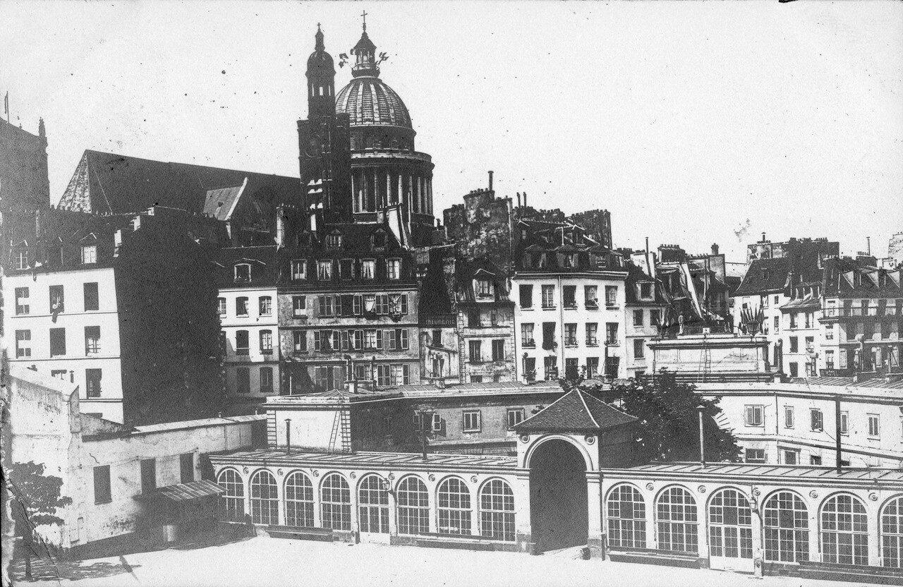 1909. Политехническая школа на рю Декарт