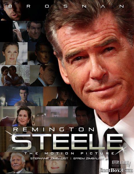 Ремингтон Стил (1-5 сезон: 94 серии из 94) / Remington Steele / 1982-1987 / ПМ (Домашний) / DVDRip