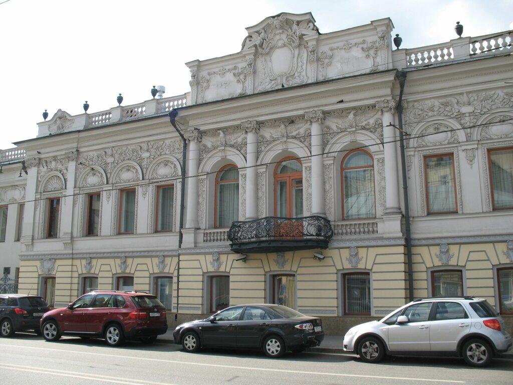 Москва, Пречистенка 20 (Из прошлого)