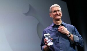 Apple презентовала новые iPhone 6S и iPhone 6S Plus