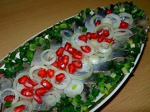 Праздничный стол! Идеи для украшения блюда!